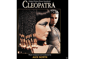VARIOUS - CLEOPATRA-ORIGINAL MOTION PICTURE SOUNDTRACK - (CD)