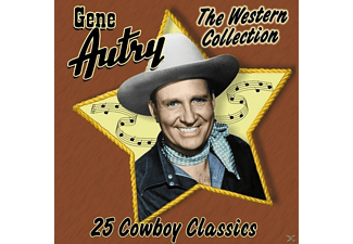 Gene Autry - estern Collection: 25 Cowboy Classics - (CD)