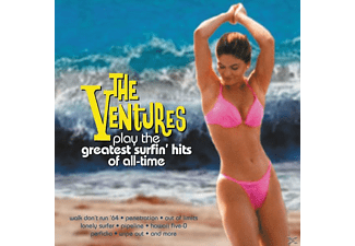 The Ventures - Greatest Surfin' Hits of All Time - (CD)