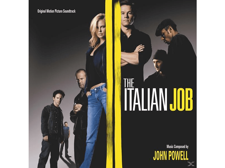 John Powell - The Italian Job-Jagd auf Millionen [CD]