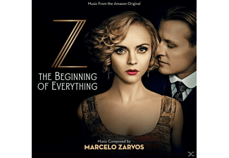 Marcelo Zarvos - Z: The Beginning of Everything - (CD)