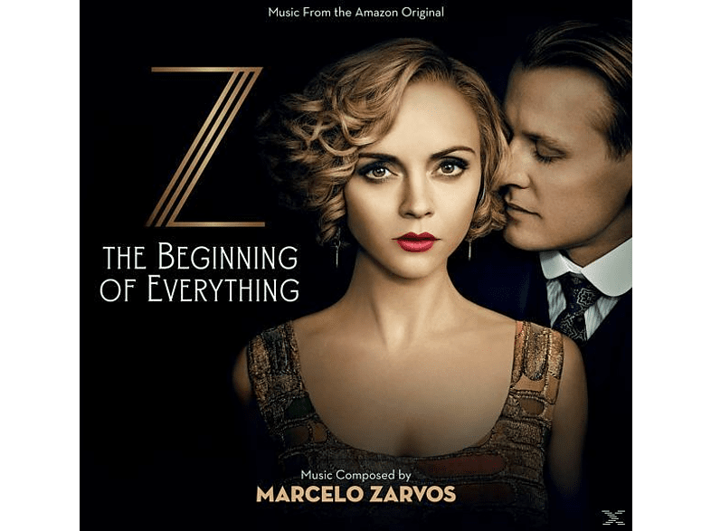 Marcelo Zarvos - Z: The Beginning of Everything [CD]