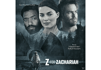 Heather Mcintosh - Z for Zachariah - (CD)