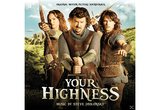 Steve Jablonsky - Your Highness - (CD)