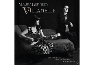 Kennedy,Maura/Love,B.D. - Villanelle - (CD)