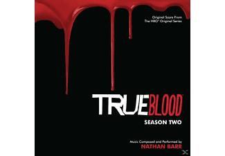 Nathan Barr - True Blood-Season 2 - (CD)
