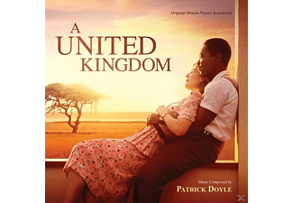 Doyle Patrick - A United Kingdom - (CD)