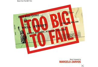 Marcelo Zarvos - Too Big to Fail   Die große Krise - (CD)