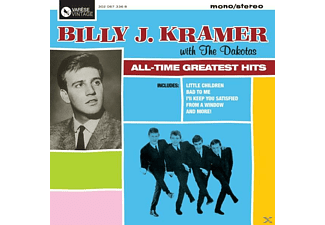 Billy J. Kramer - All-Time Greatest Hits - (CD)