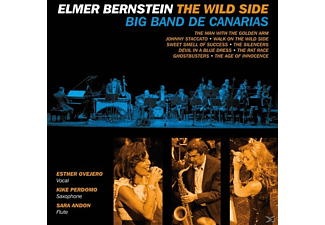 Big Band De Canarias - The Wild Side - (CD)