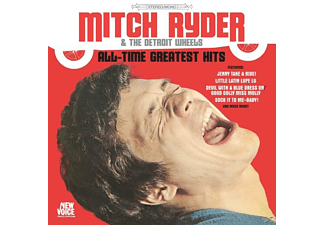 Mitch Ryder - All-Time Greatest Hits - (CD)