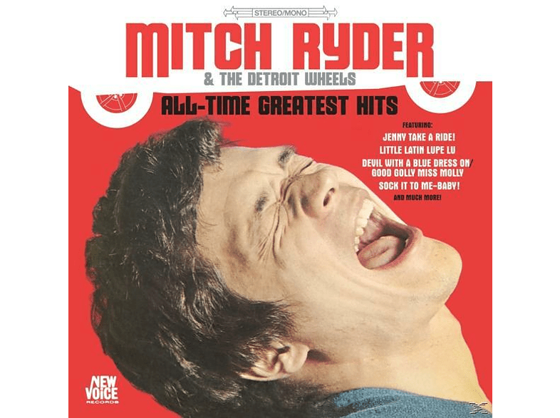 Mitch Ryder - All-Time Greatest Hits [CD]