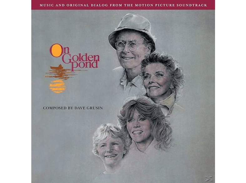 Dave Grusin - Am goldenen See  (On Golden Pond) [CD]