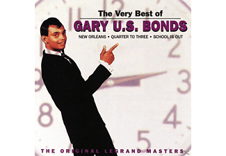 Gary U.S. Bonds - The Very Best of Gary U.S.Bonds - (CD)