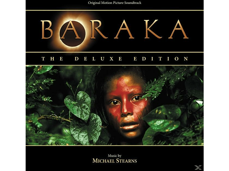 VARIOUS - Baraka-Deluxe Edition [CD]