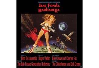 Crewe, Bob & Glitterhouse, The - Barbarella - (CD)