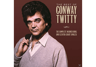 Conway Twitty - Best of Conway Twitty - (CD)