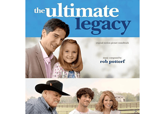 Rob Pottorf - The Ultimate Legacy - (CD)