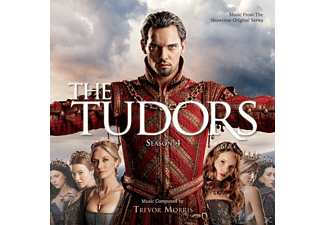 Trevor Morris - The Tudors-Season 4 - (CD)