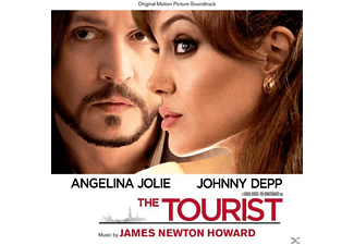 James Newton Howards - The Tourist - (CD)