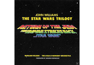 Utah Symphony Orchestra & Varujan Kojian - The Star Wars Trilogy - (CD)