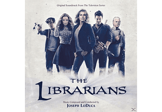 Joseph Loduca - The Quest   Die Serie (The Librarians) - (CD)