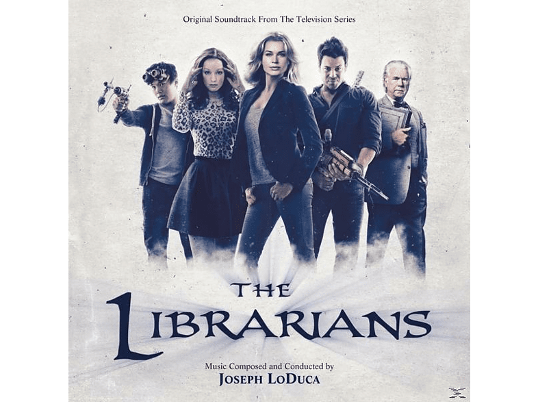 Joseph Loduca - The Quest   Die Serie (The Librarians) [CD]