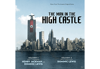 Jackman/Lewis - The Man in the High Castle (Season 1 & 2) - (CD)