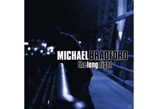 Michael Bradford - The Long Night - (CD)