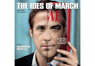Alexandre Desplat - The Ides of March   Tage des Verrats - (CD)