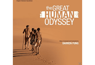 Darren Fung - The Great Human Odyssey - (CD)