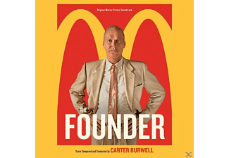 Burwell Carter - The Founder - (CD)