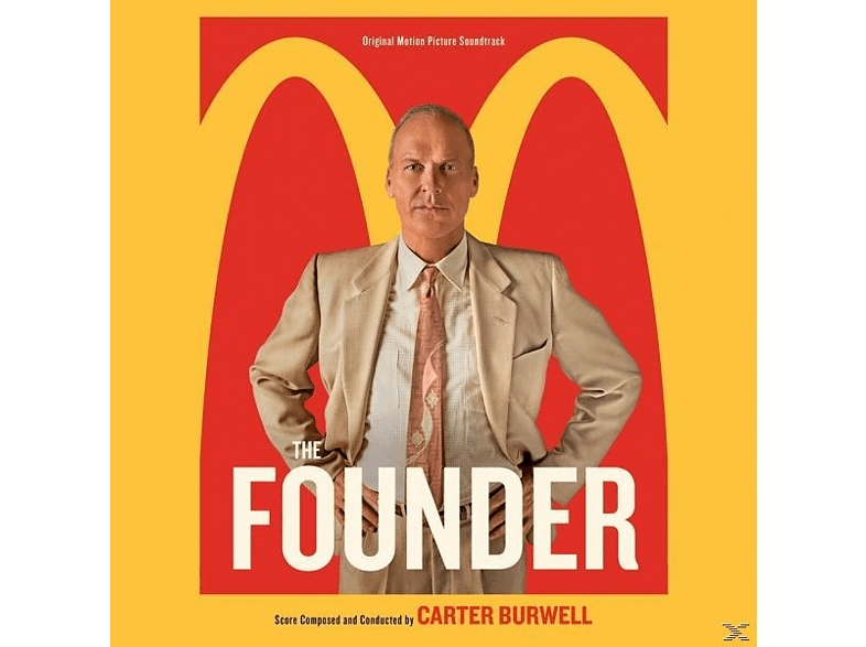 Burwell Carter - The Founder [CD]
