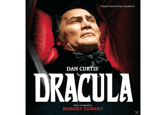 Robert Cobert - Dan Curtis' Dracula - (CD)