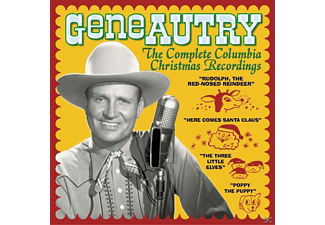 Gene Autry - The Complete Columbia Christmas Recordings - (CD)