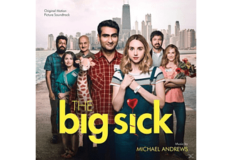 Michael Andrews - The Big Sick - (CD)