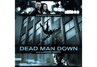 Jacob Groth - Dead Man Down - (CD)