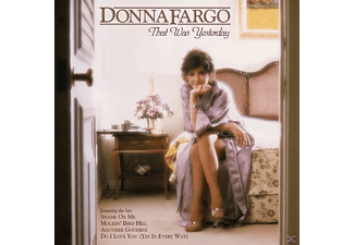 Donna Fargo - That Was Yesterday - (CD)