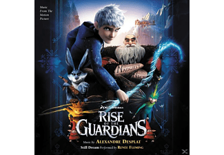 Desplat,Alexandre/Fleming,Renée - Die Hüter des Lichts (Rise of the Guardians) - (CD)