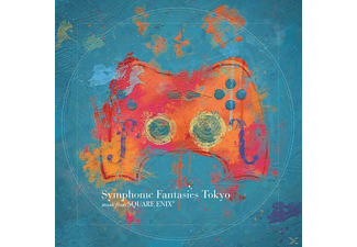 Tokyo Philharmonic Orchestra - Symphonic Fantasies Tokyo - (CD)