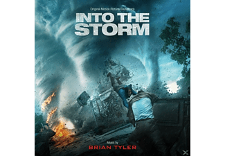 Brian Tyler - Storm Hunters (Into the Storm) - (CD)