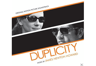 James Newton Howards - Duplicity   Gemeinsame Geheimsache - (CD)