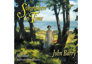 John/royal Scottish No Debney - Ein tödlicher Traum (Somewhere in Time) - (CD)