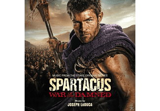 Joseph Loduca - Spartacus: War of the Damned - (CD)