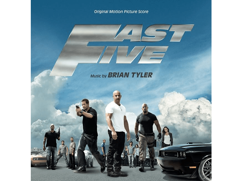 Brian Tyler - Fast & Furious Five [CD]