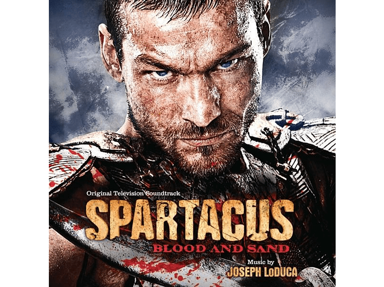 Joseph Loduca - Spartacus: Blood and Sand [CD]