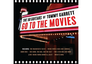 The 50 Guitars Of Tommy Garrett - Go to the Movies - (CD)