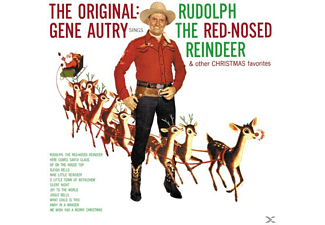 Gene Autry - Rudolph the Red-Nosed Reindeer - (CD)