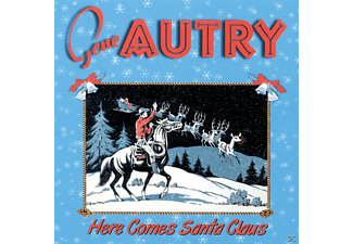 Gene Autry - Here comes Santa Claus - (CD)