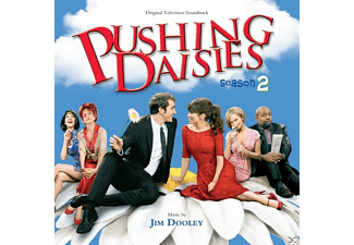 Jim Dooley - Pushing Daisies-Season 2 - (CD)